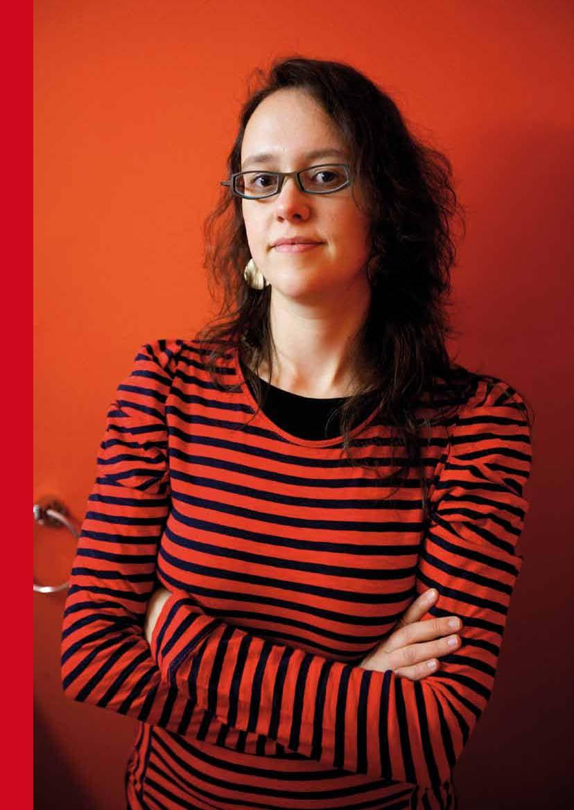 portrait Ellen Ruelens